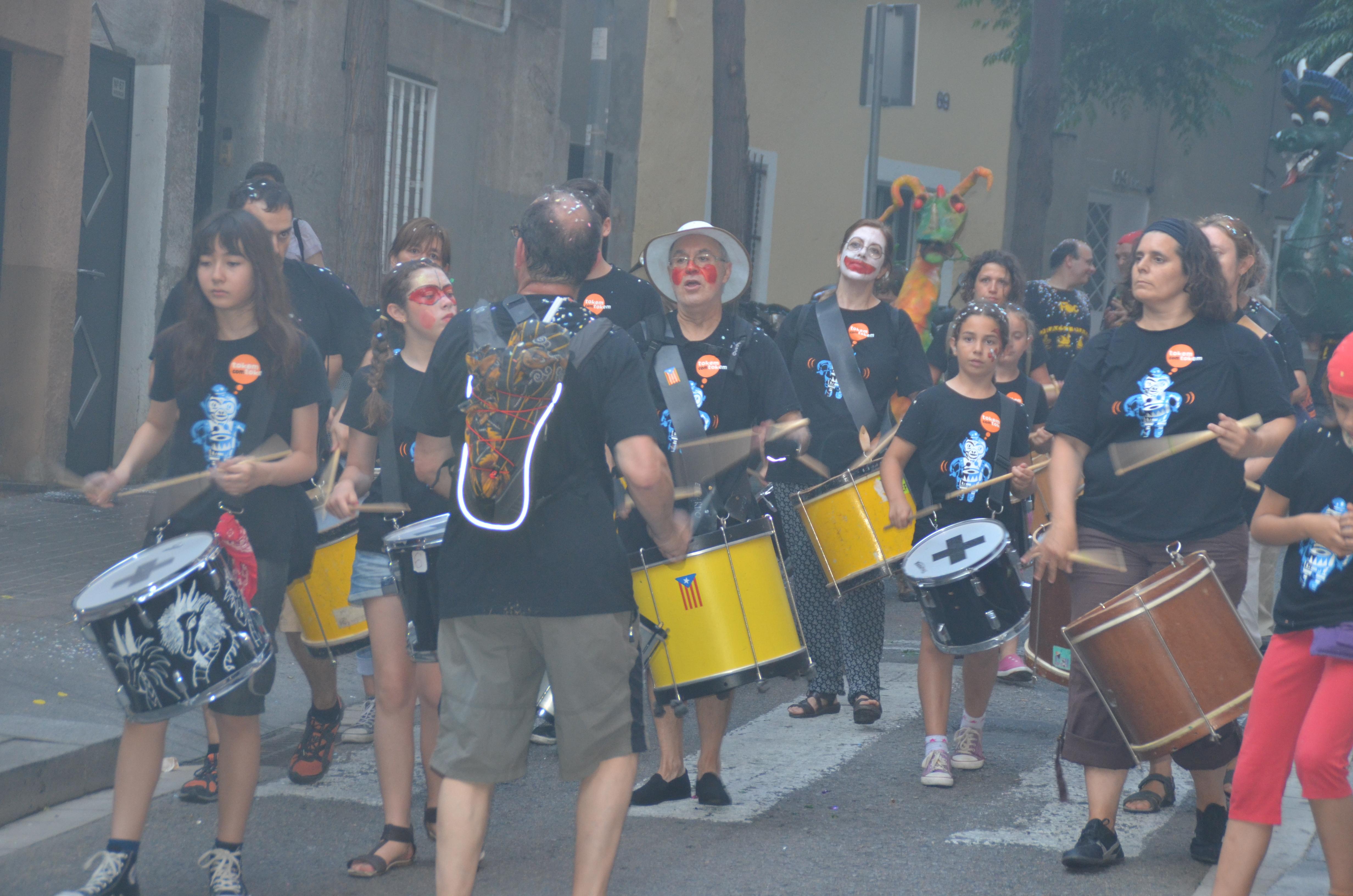 2013-7-6 diables festes del Carmel (3)
